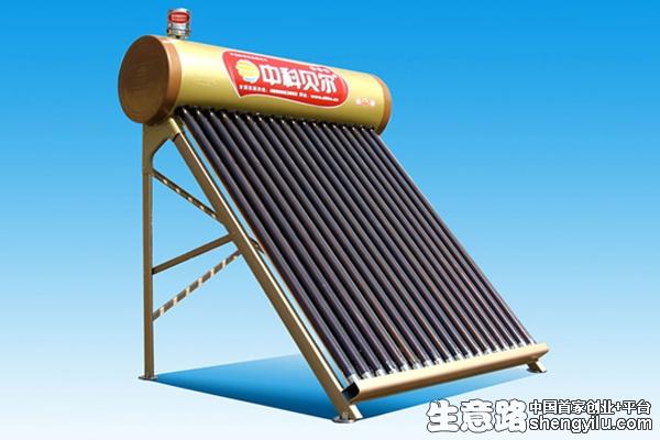 中科贝尔太阳能项目实拍大图