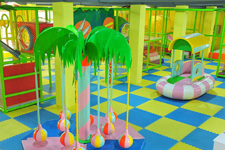 开心哈尼儿童乐园
