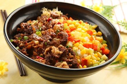 食客唯鲜中式快餐