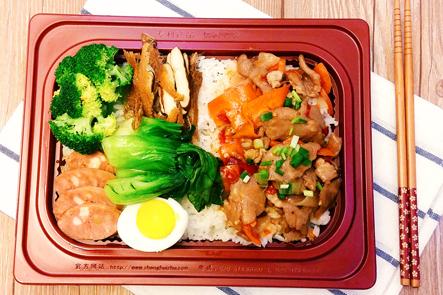 壹百度中式快餐