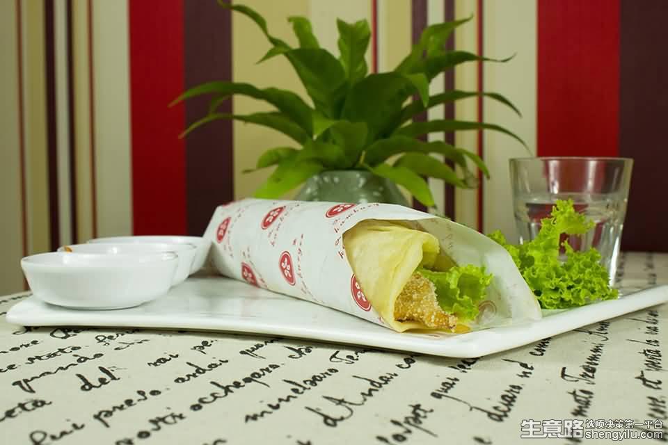 馋饼中式快餐项目实拍大图