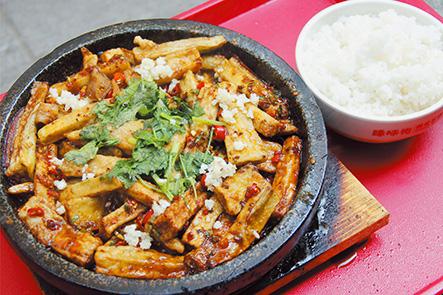 缘味先韩式石锅饭