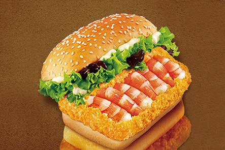 美肯基西式快餐