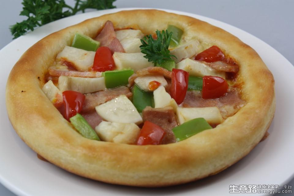 掌上披萨项目实拍大图