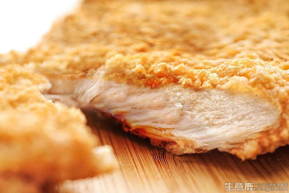 新食界小米鸡排项目实拍大图