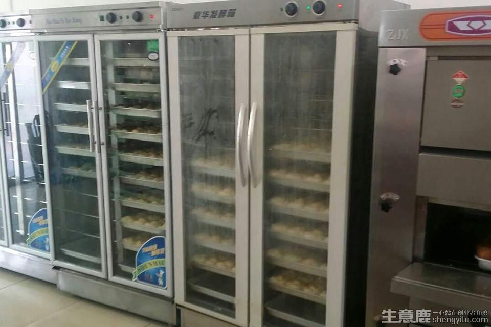 赵家亿老面包企业实拍