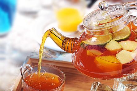 80後鲜萃茶