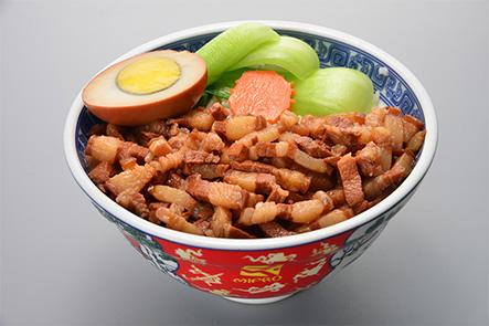 米夫罗卤肉饭