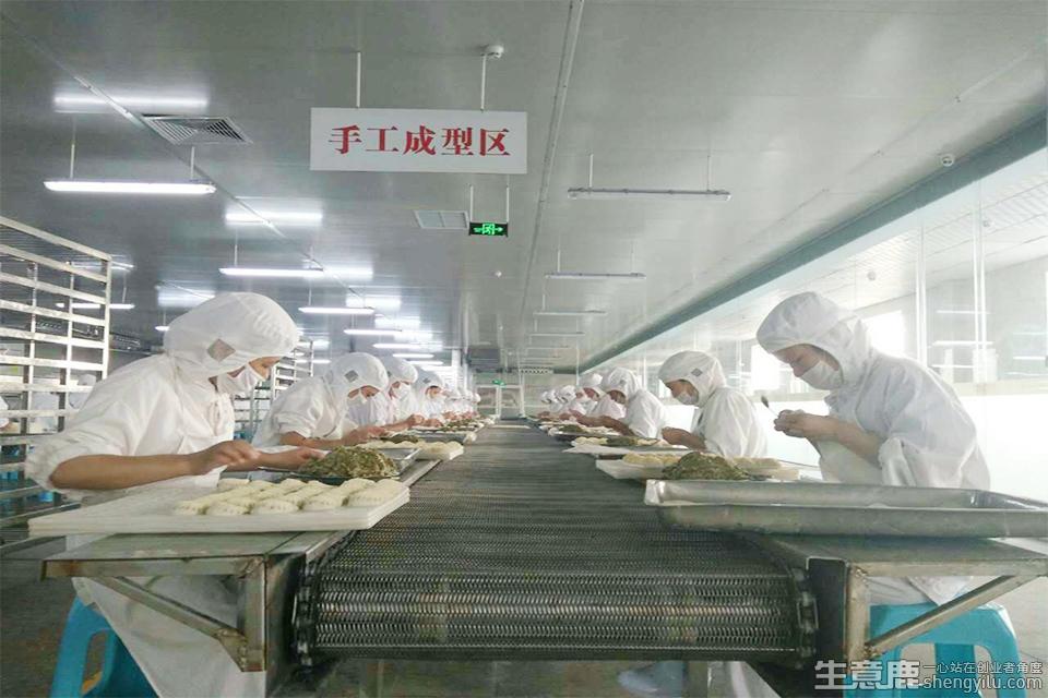 饱儿圆水饺企业实拍