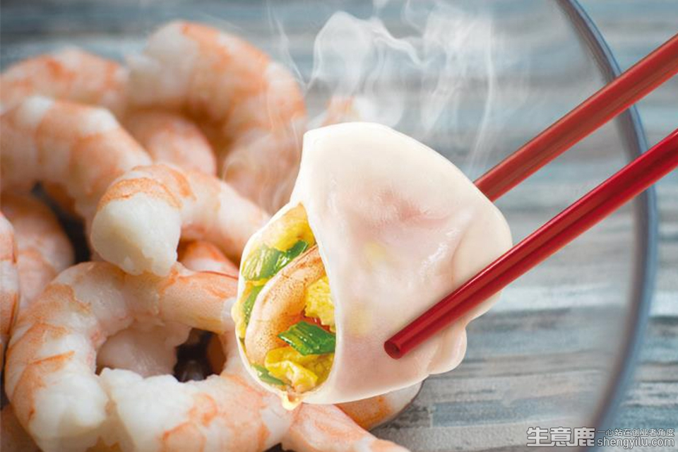 喜妙福水饺项目实拍大图