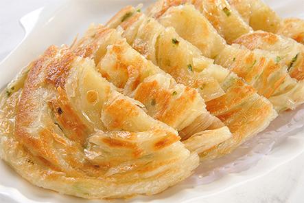 鲁千吱味葱油饼