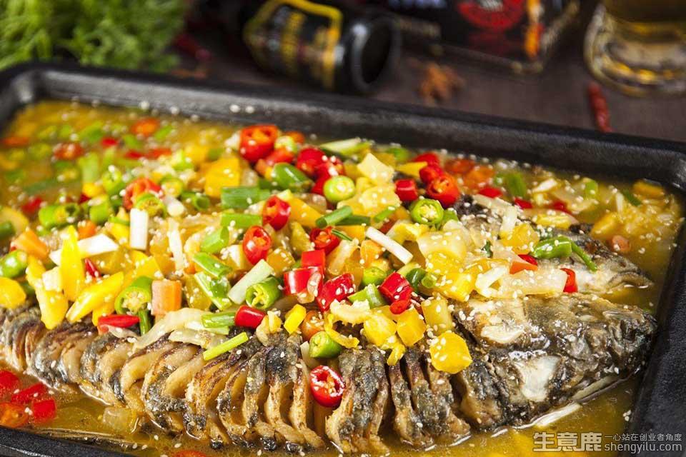 渔跃在线烤鱼项目实拍大图