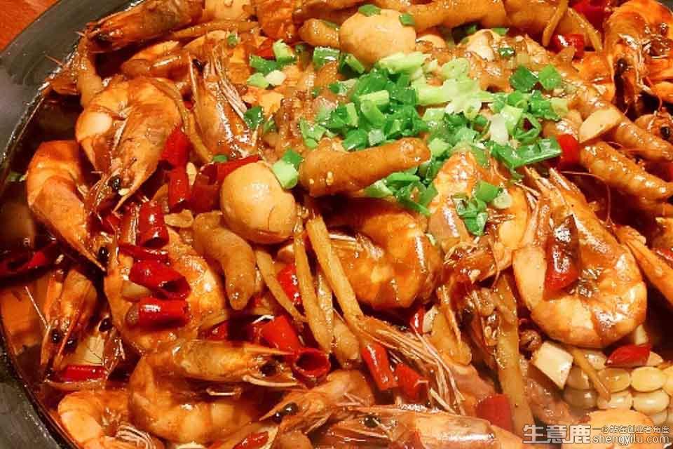 巴比酷肉蟹煲项目实拍大图