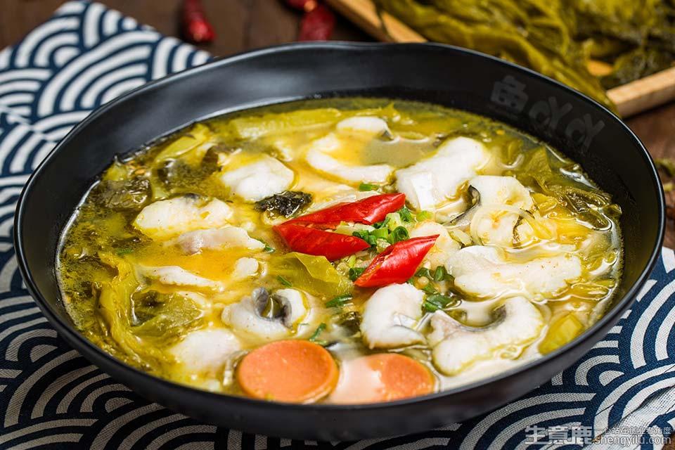 鱼吖吖酸菜鱼米饭项目实拍大图