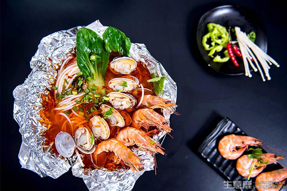 辣小贝捞汁海鲜面项目实拍大图