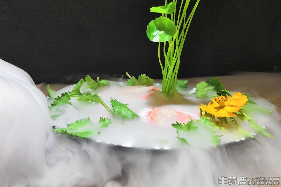 花溪渚火锅项目实拍大图