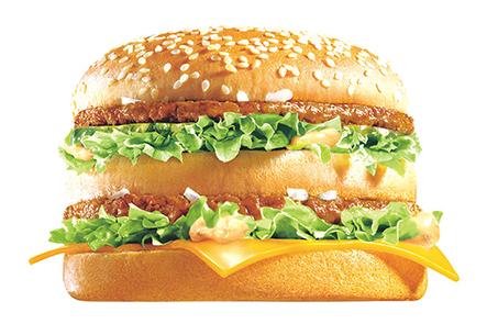 麦立美炸鸡汉堡