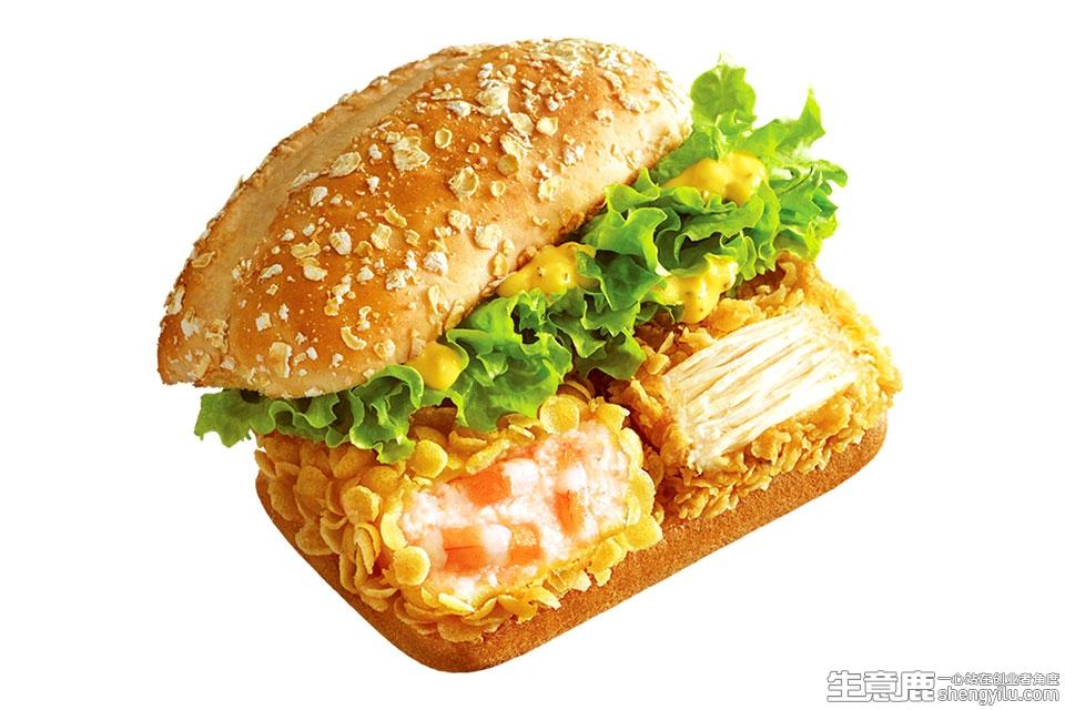 麦立美炸鸡汉堡项目实拍大图