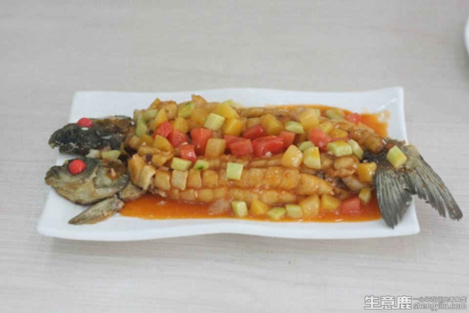 金冠水饺项目实拍大图