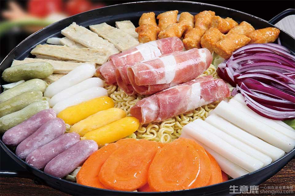 喜葵石锅拌饭项目实拍大图