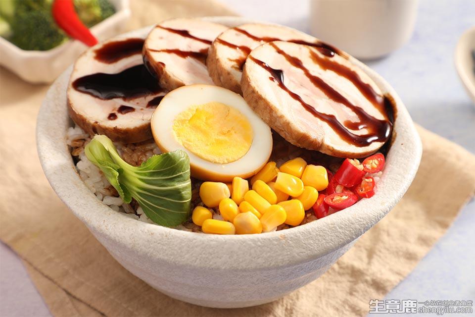 π岛烤肉丼饭项目实拍大图