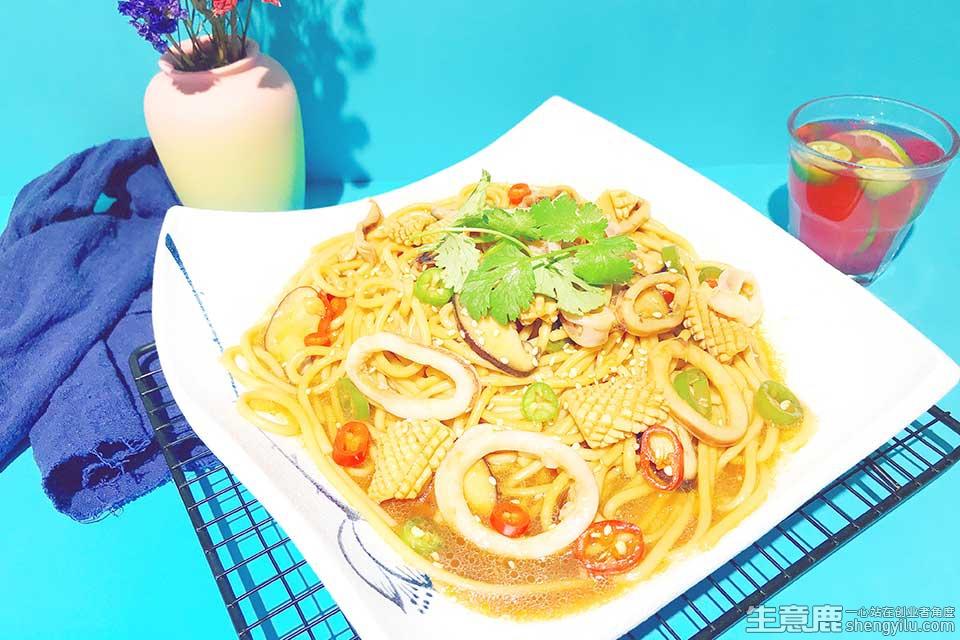 饭点王海鲜饭项目实拍大图