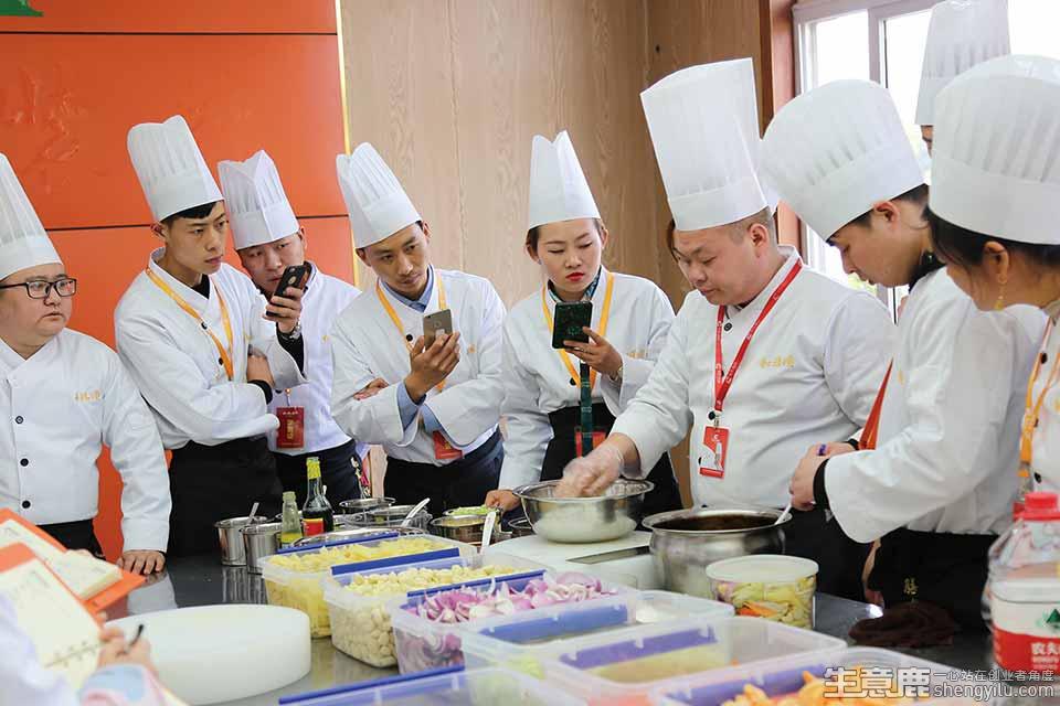 和福顺膳食焖锅企业实拍