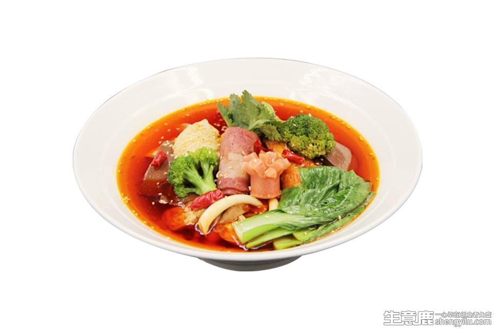 鱼乐门烤鱼饭项目实拍大图