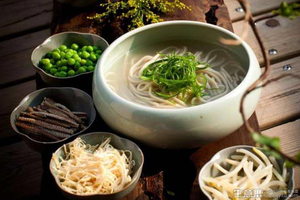 滇阿哥陶罐米线项目实拍大图