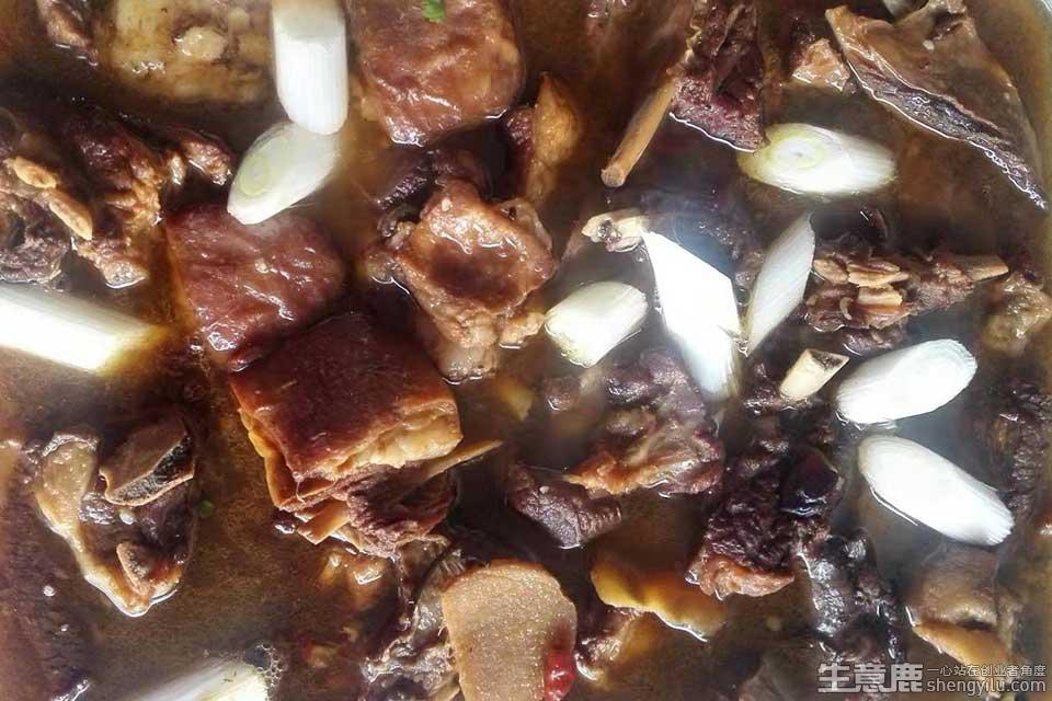 屠先生羊肉汤项目实拍大图