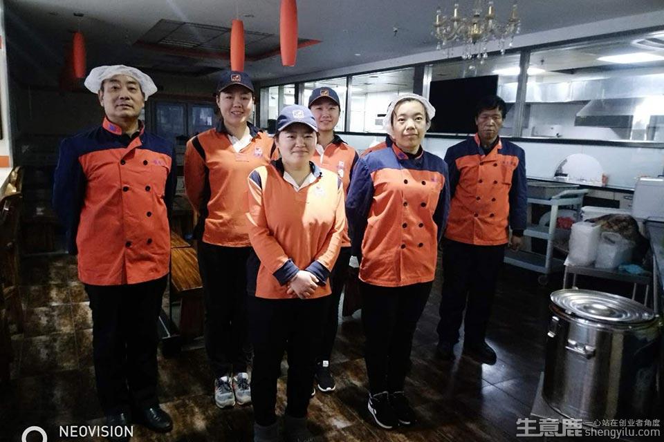 德鑫全排骨米饭企业实拍