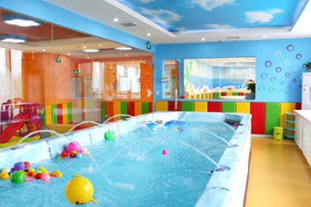魚樂貝貝嬰幼兒水育館