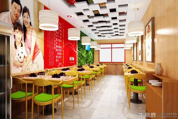中式快餐加盟哪家好赚钱