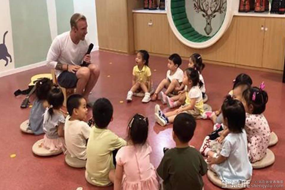 上海俊星国际教育早教项目实拍大图