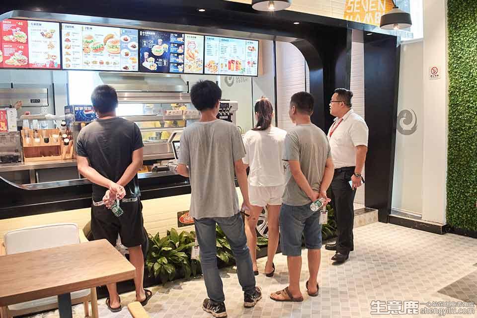 7 堡汉堡企业实拍