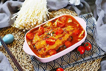 撸串猫无骨鱼米饭