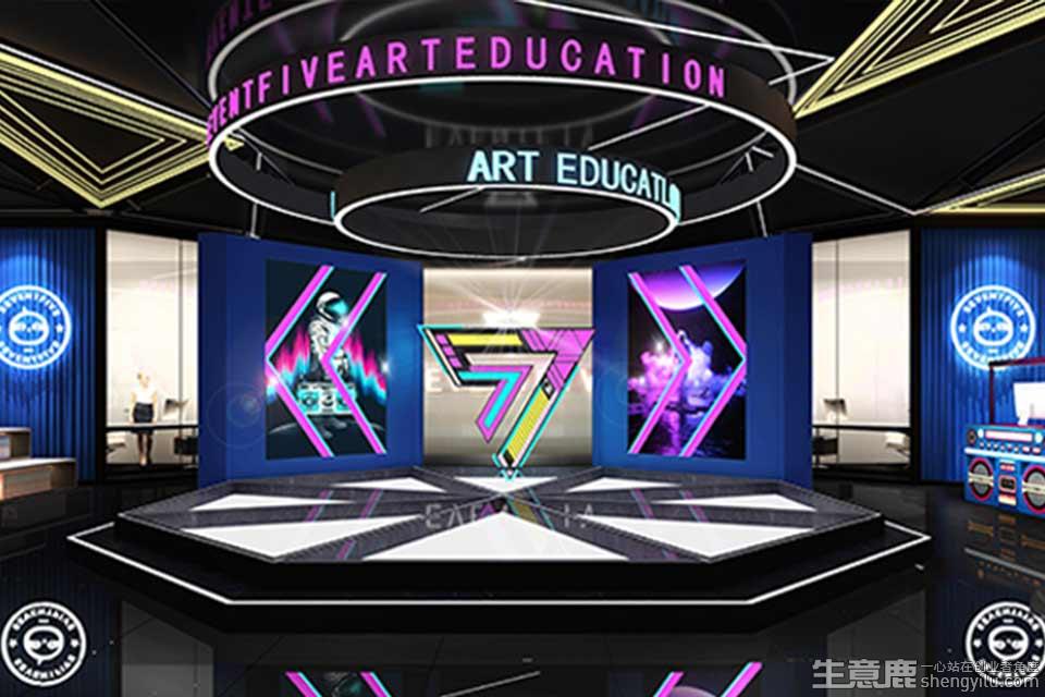 齐舞空间艺能教育项目实拍大图
