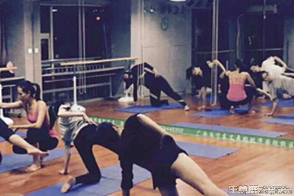 东艾舞蹈项目实拍大图