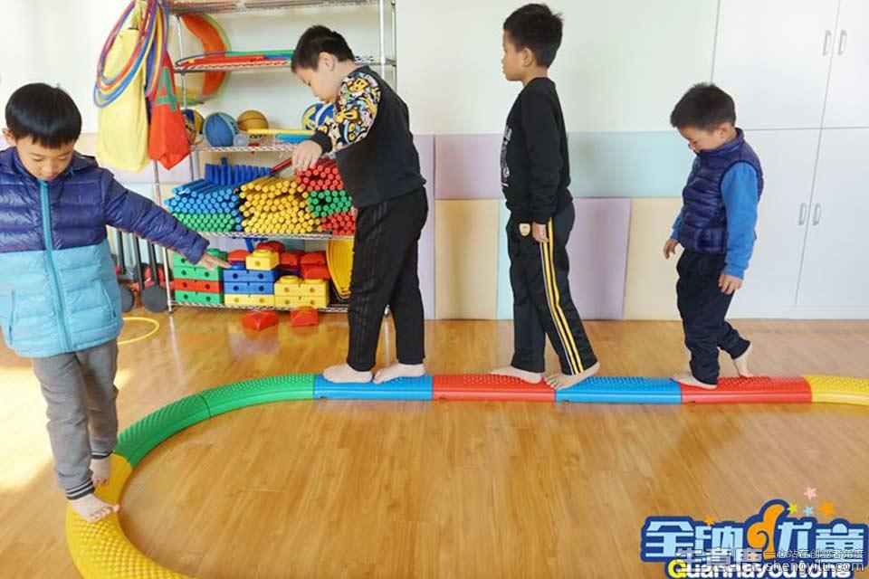 全纳优童感统训练项目实拍大图