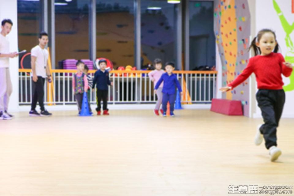 米能儿童体智训练中心项目实拍大图