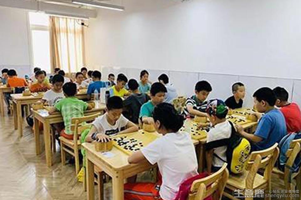 金马围棋项目实拍大图