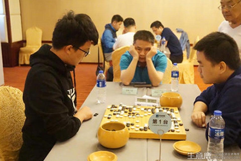 弈客围棋项目实拍大图