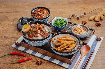 稻秀才瓦罐燉肉飯