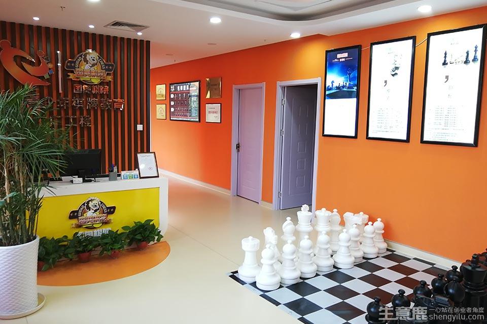 国奥棋院加盟店实拍