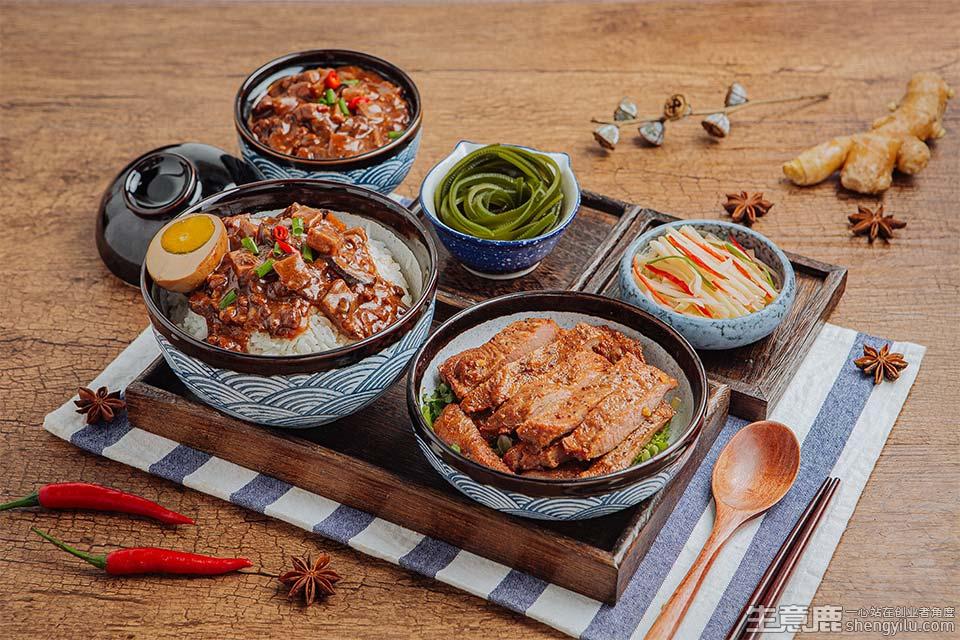 稻秀才瓦罐炖肉饭项目实拍大图