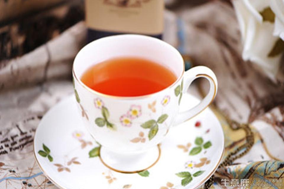 茶语茶叶项目实拍大图