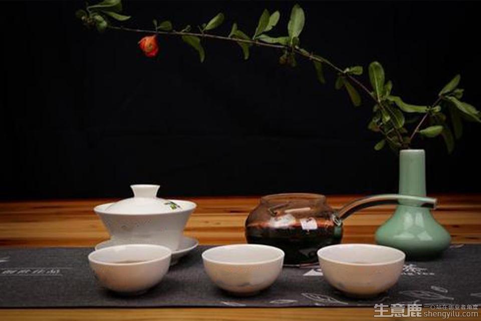 天晟茶艺项目实拍大图