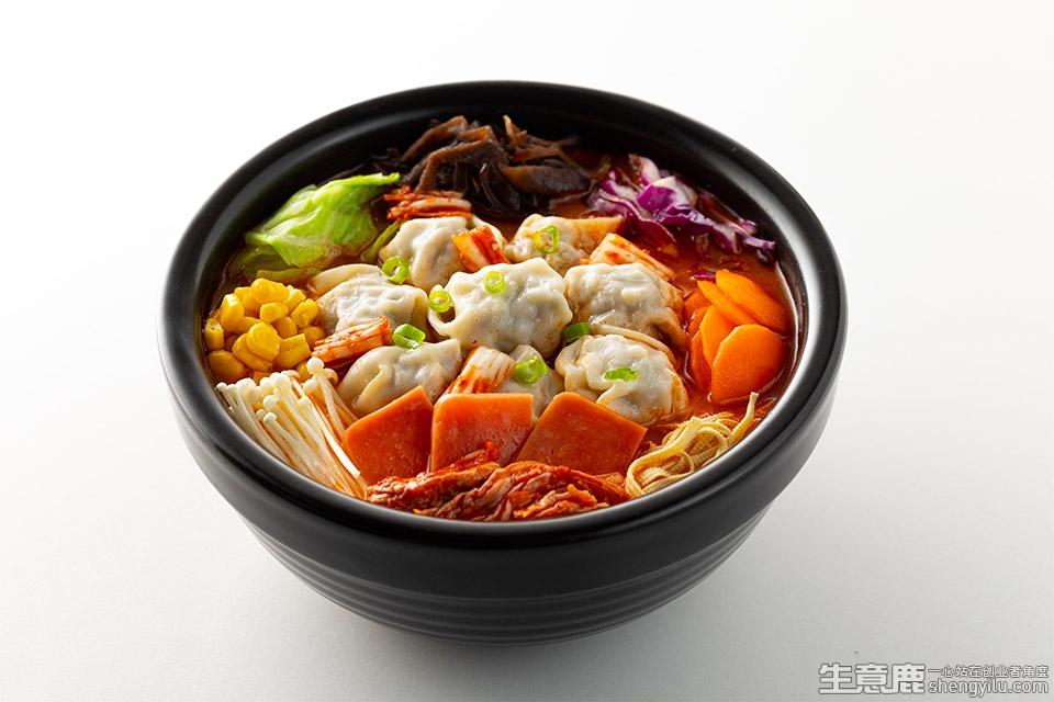 苏小婉馄饨铺加盟店实拍