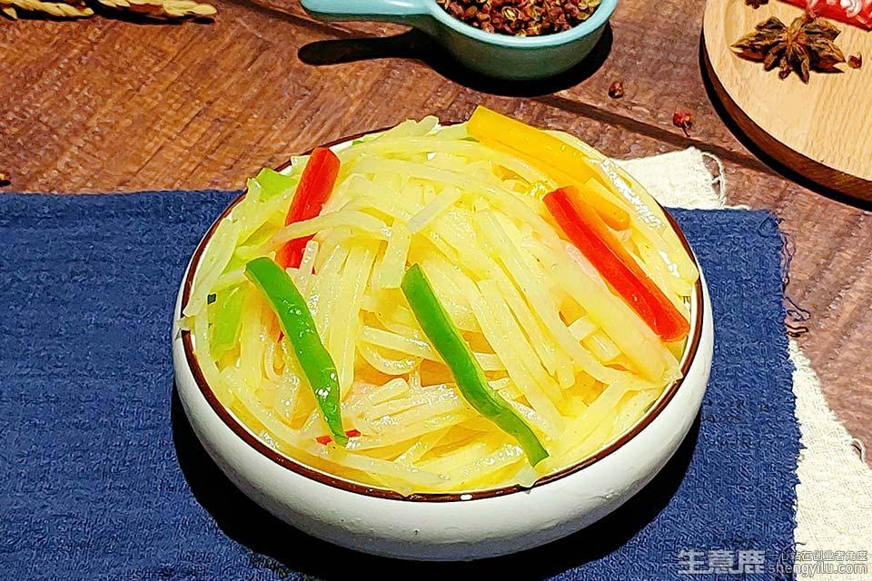 米与麦小碗菜项目实拍大图
