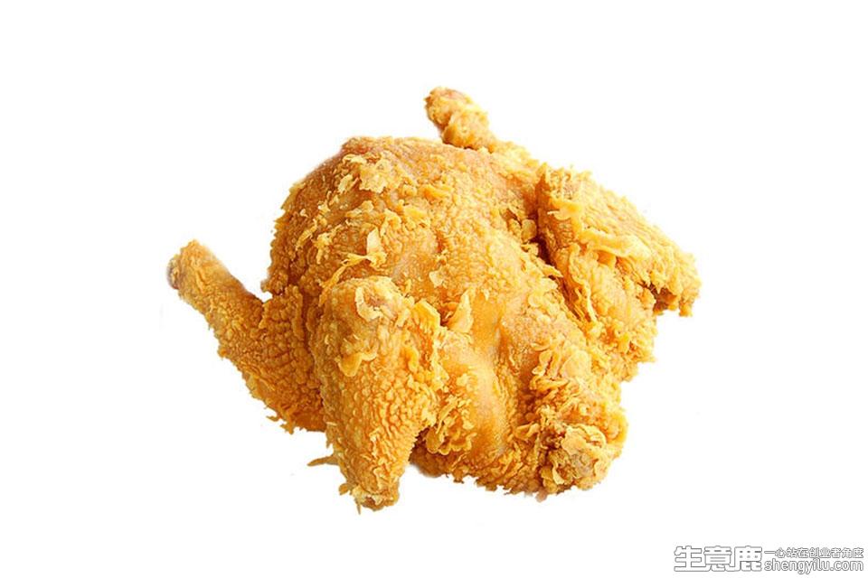 炸鸡食刻加盟店实拍